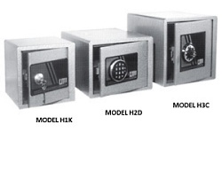CMI Home Safe - Floor or Wall Safe