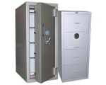 Federal and NSW Government Safes
